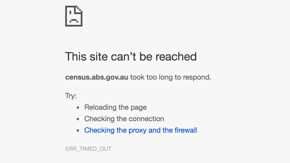 #censusfail