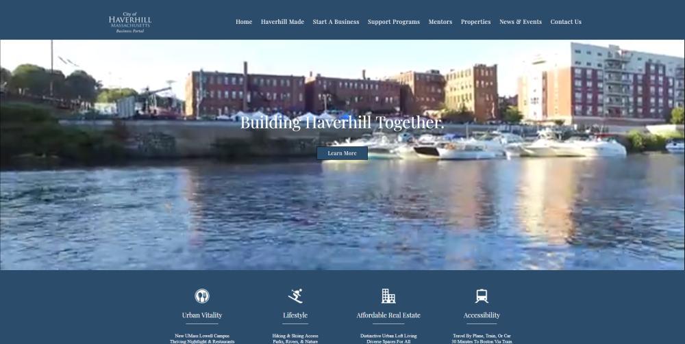 Haverhill Business Portal