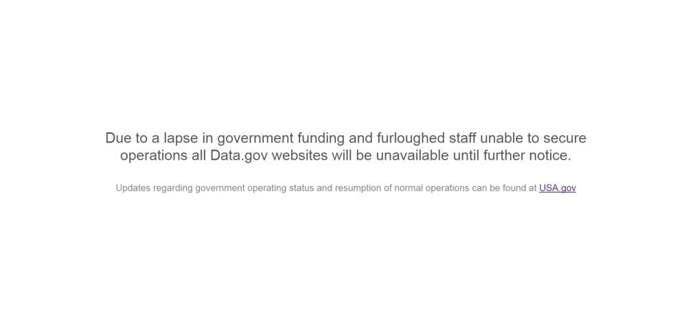 Data.gov redirect